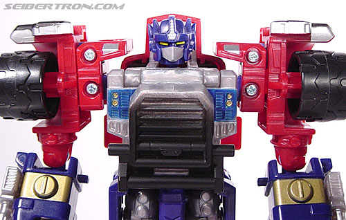 Transformers Armada Optimus Prime (STD Convoy) (Image #18 of 52)