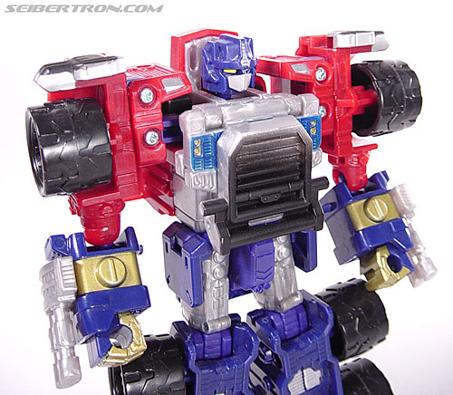 Transformers Armada Optimus Prime (STD Convoy) (Image #20 of 52)