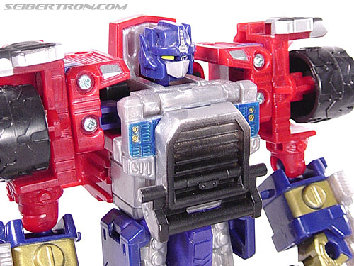 Transformers Armada Optimus Prime (STD Convoy) (Image #21 of 52)