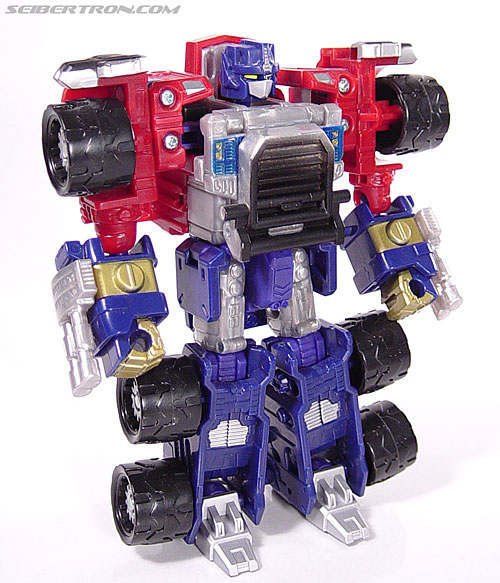 Transformers Armada Optimus Prime (STD Convoy) (Image #22 of 52)