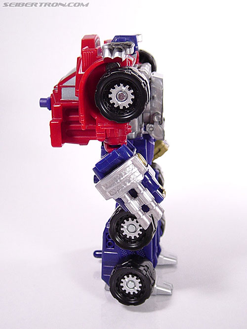 Transformers Armada Optimus Prime (STD Convoy) (Image #23 of 52)