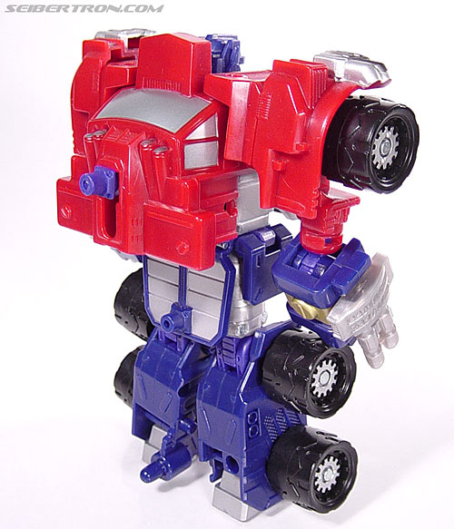 Transformers Armada Optimus Prime (STD Convoy) (Image #24 of 52)