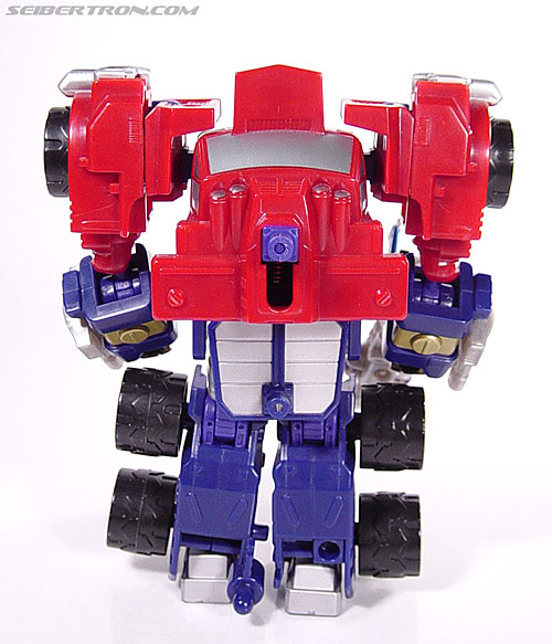 Transformers Armada Optimus Prime (STD Convoy) (Image #25 of 52)
