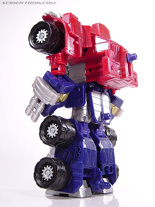 Transformers Armada Optimus Prime (STD Convoy) (Image #26 of 52)