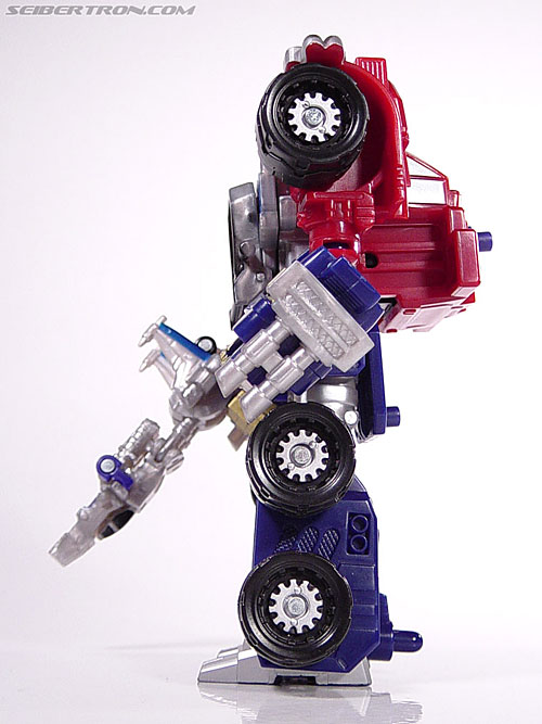 Transformers Armada Optimus Prime (STD Convoy) (Image #27 of 52)