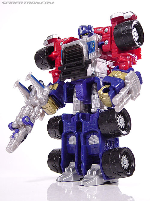 Transformers Armada Optimus Prime (STD Convoy) (Image #28 of 52)