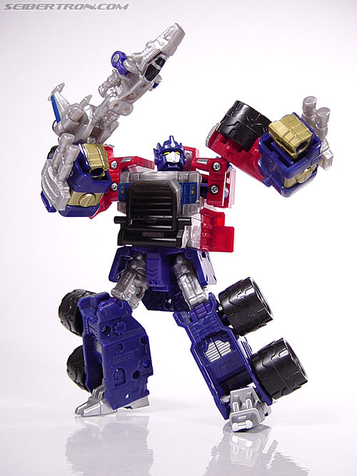 Transformers Armada Optimus Prime (STD Convoy) (Image #32 of 52)