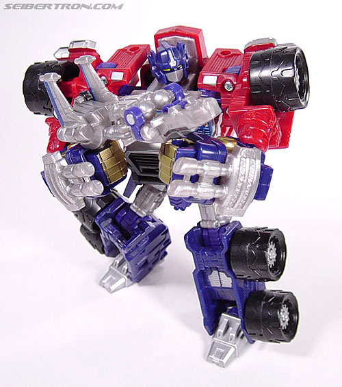 Transformers Armada Optimus Prime (STD Convoy) (Image #35 of 52)