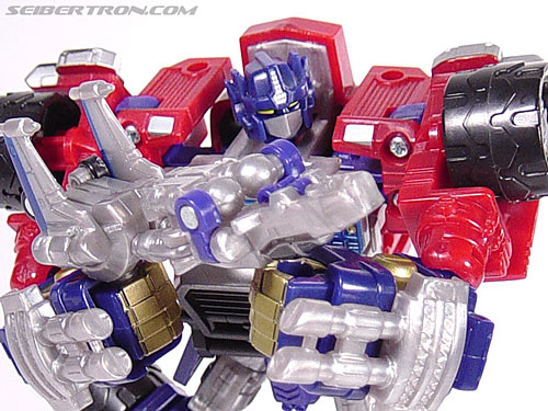 Transformers Armada Optimus Prime (STD Convoy) (Image #36 of 52)