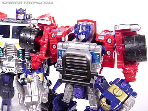 Transformers Armada Optimus Prime (STD Convoy) (Image #38 of 52)
