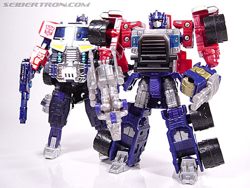 Transformers Armada Optimus Prime (STD Convoy) (Image #39 of 52)