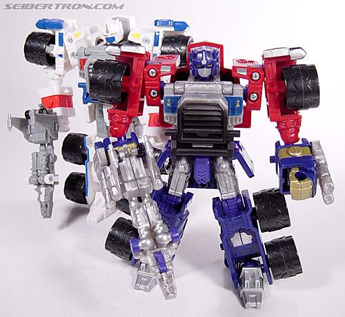 Transformers Armada Optimus Prime (STD Convoy) (Image #40 of 52)