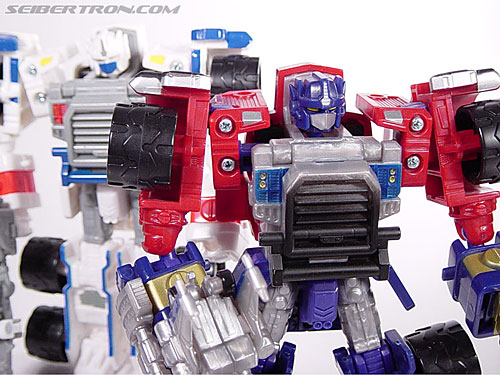 Transformers Armada Optimus Prime (STD Convoy) (Image #41 of 52)
