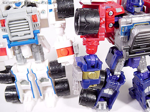 Transformers Armada Optimus Prime (STD Convoy) (Image #42 of 52)