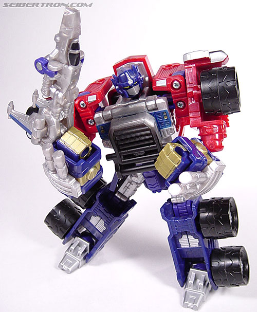 Transformers Armada Optimus Prime (STD Convoy) (Image #43 of 52)