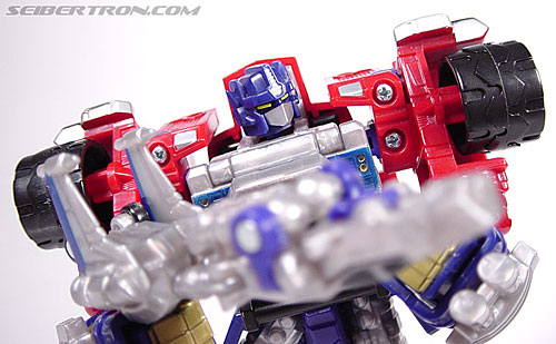 Transformers Armada Optimus Prime (STD Convoy) (Image #44 of 52)