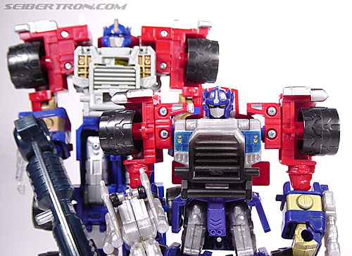 Transformers Armada Optimus Prime (STD Convoy) (Image #46 of 52)