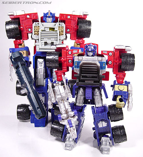 Transformers Armada Optimus Prime (STD Convoy) (Image #48 of 52)