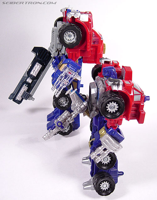 Transformers Armada Optimus Prime (STD Convoy) (Image #49 of 52)