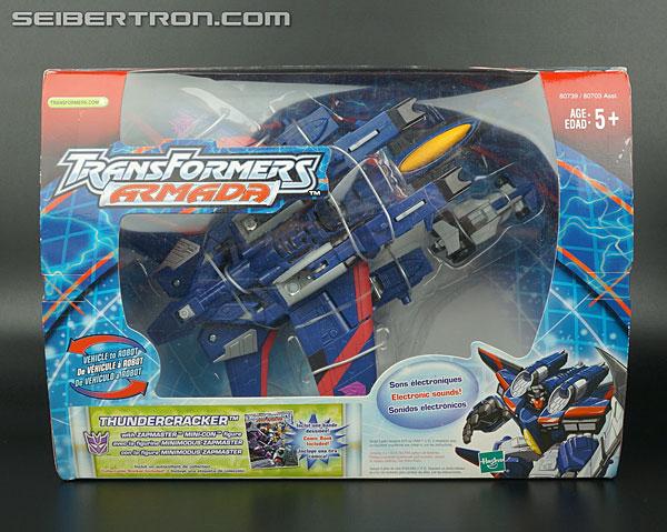 Transformers Armada Thundercracker (Starscream Super Mode) (Image #1 of 93)