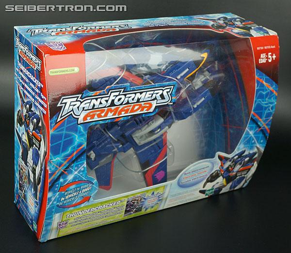 Transformers Armada Thundercracker (Starscream Super Mode) (Image #2 of 93)