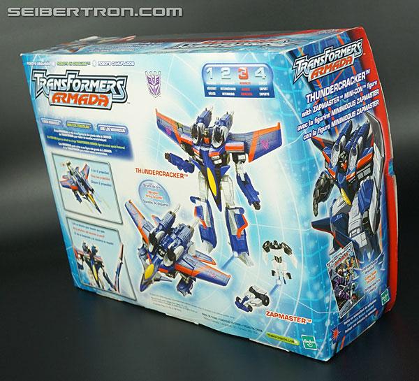 Transformers Armada Thundercracker (Starscream Super Mode) (Image #4 of 93)