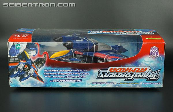 Transformers Armada Thundercracker (Starscream Super Mode) (Image #12 of 93)