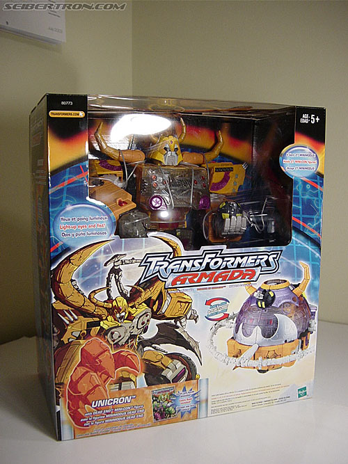 Transformers Armada Unicron (Image #149 of 259)