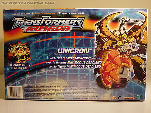 Transformers Armada Unicron (Image #157 of 259)