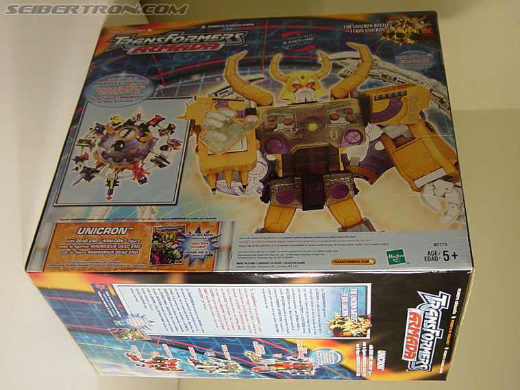 Transformers Armada Unicron (Image #151 of 259)