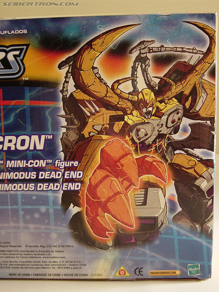 Transformers Armada Unicron (Image #156 of 259)