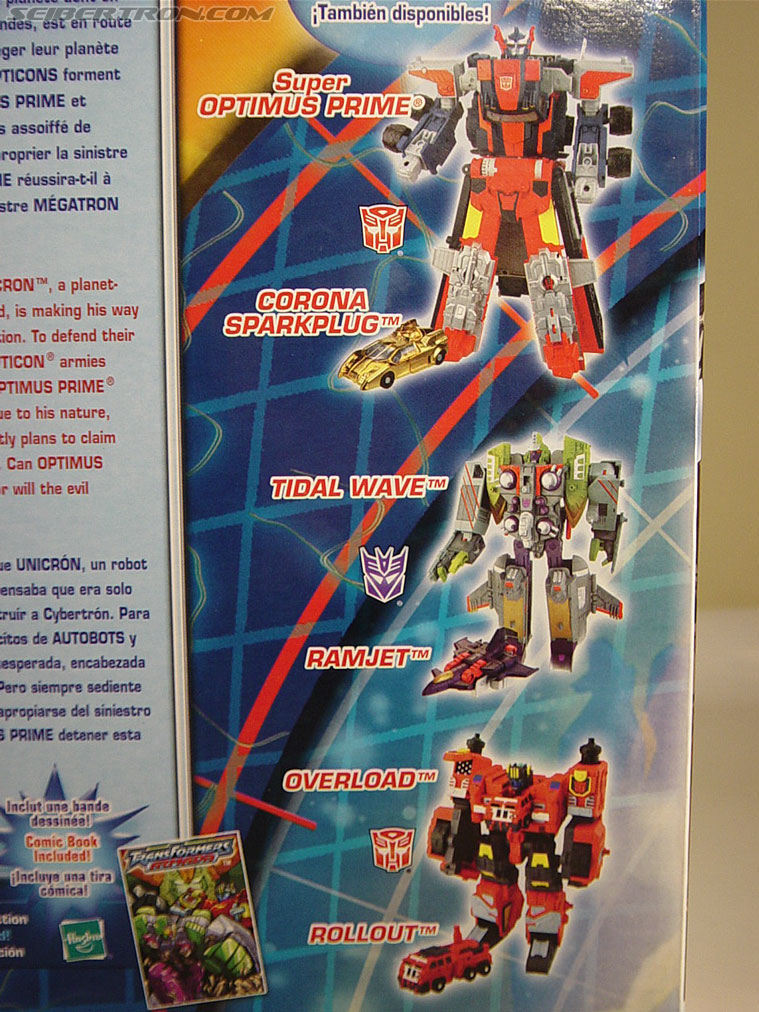Transformers Armada Unicron (Image #160 of 259)