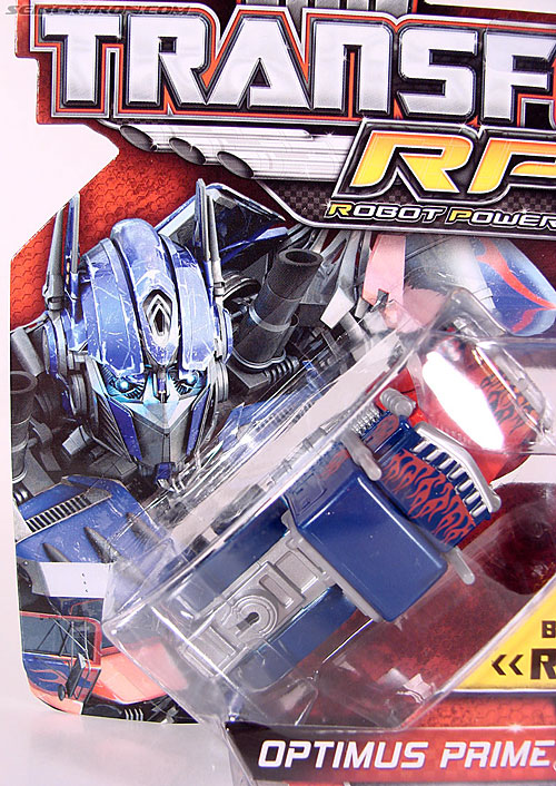 Transformers RPMs Optimus Prime (Image #2 of 37)