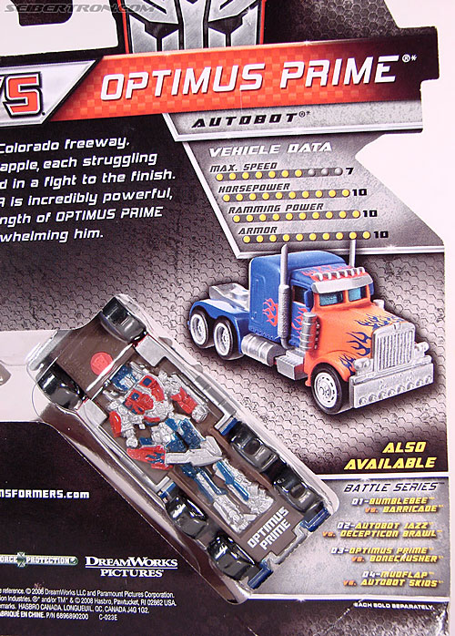 Transformers RPMs Optimus Prime (Image #9 of 37)
