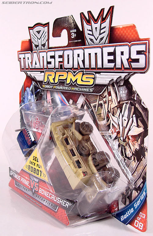 Transformers RPMs Optimus Prime (Image #11 of 37)