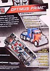 Transformers RPMs Optimus Prime - Image #9 of 37