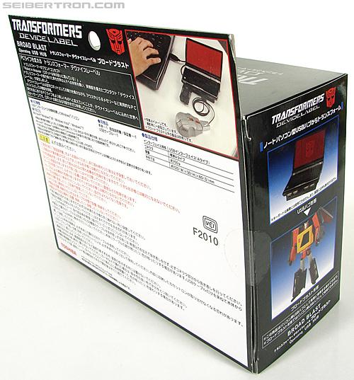 Transformers Device Label Blaster (Broad Blast) (Image #6 of 189)