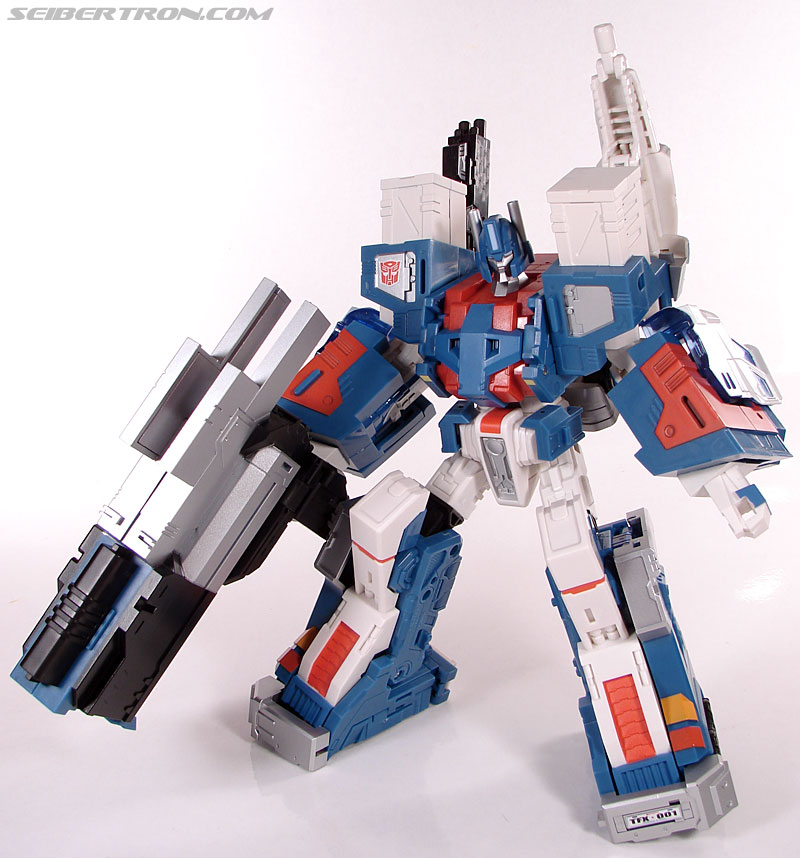 Transformers 3rd Party Products TFX-01 City Commander (Ultra Magnus) (Image #149 of 269)