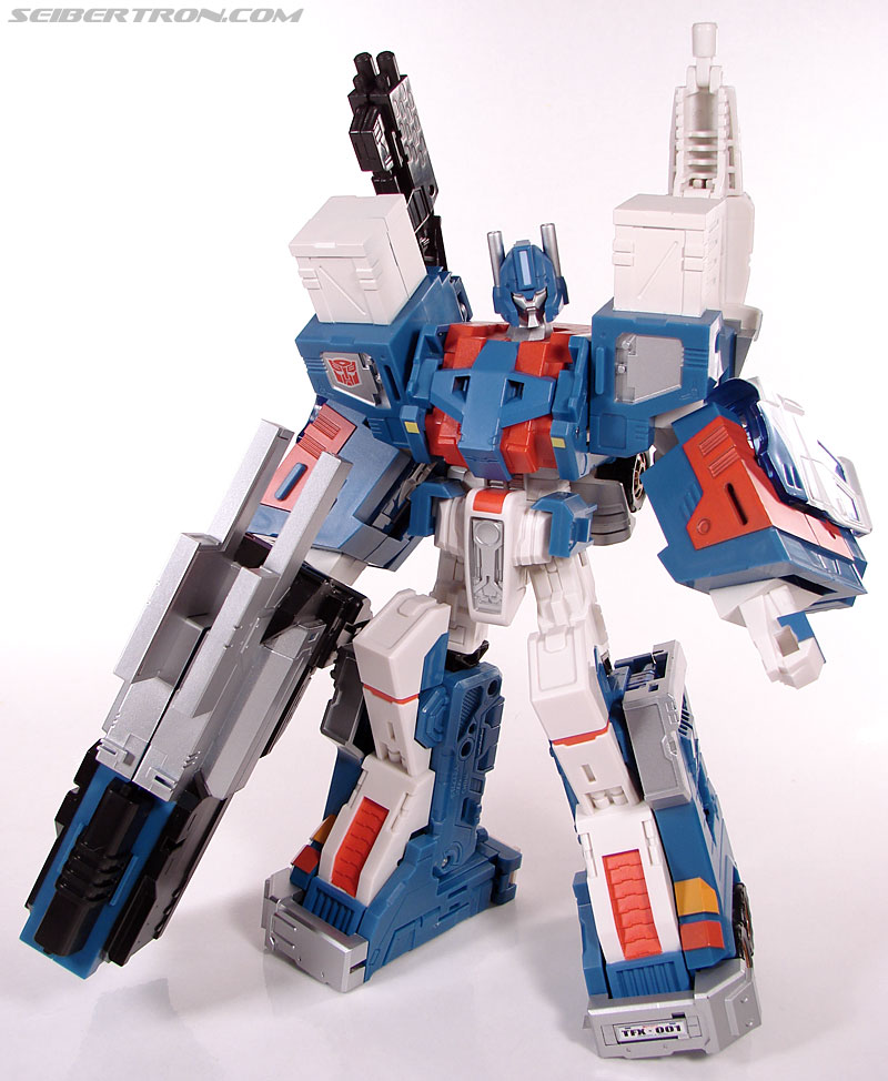Transformers 3rd Party Products TFX-01 City Commander (Ultra Magnus) (Image #181 of 269)