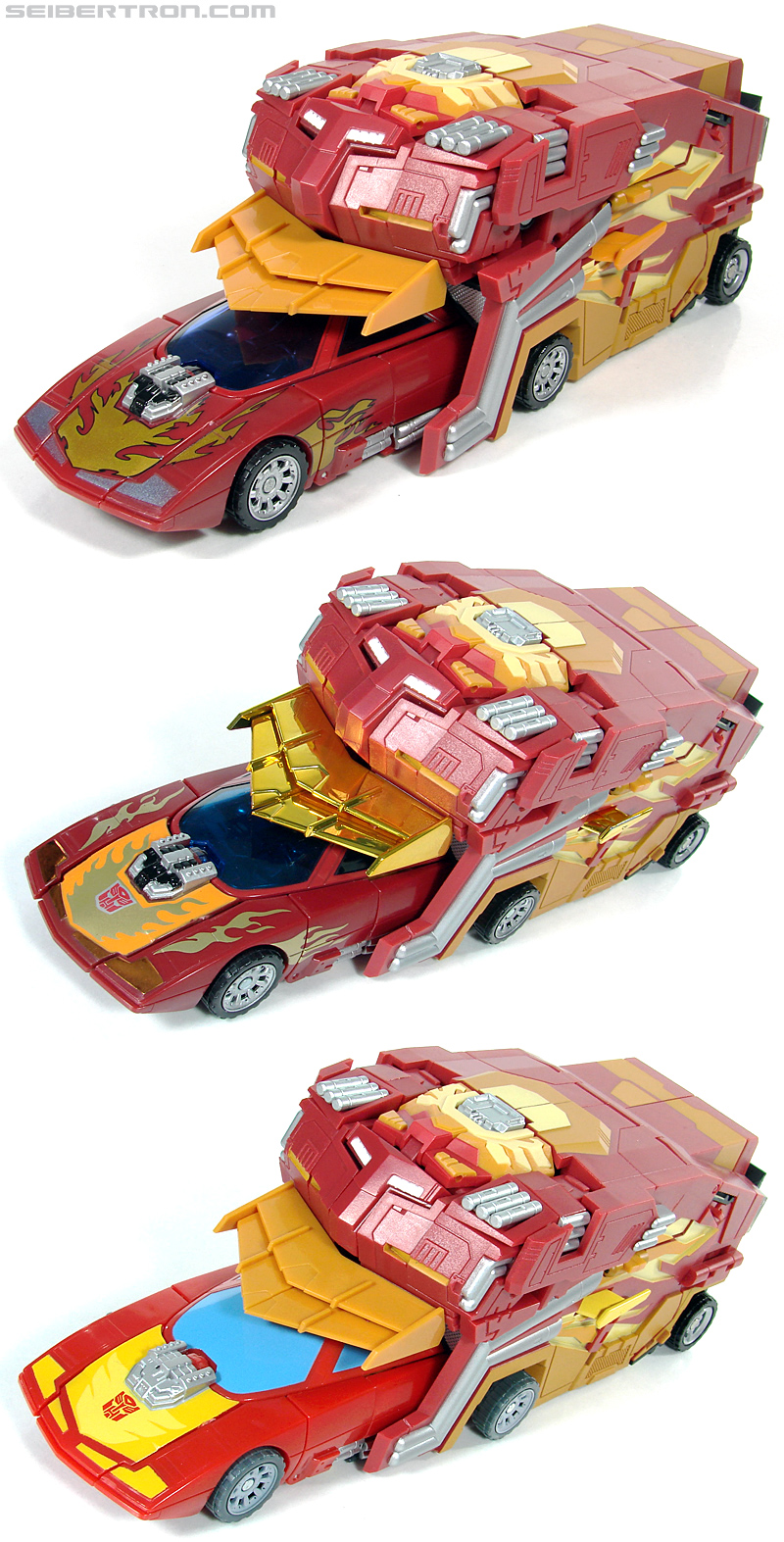 Transformers 3rd Party Products TFX-04 Protector (Rodimus Prime) (Image #58 of 430)