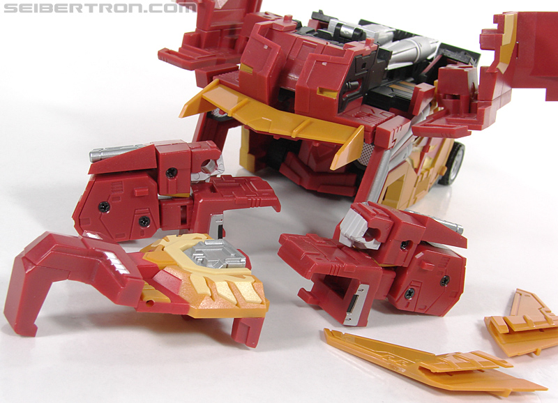 Transformers 3rd Party Products TFX-04 Protector (Rodimus Prime) (Image #120 of 430)