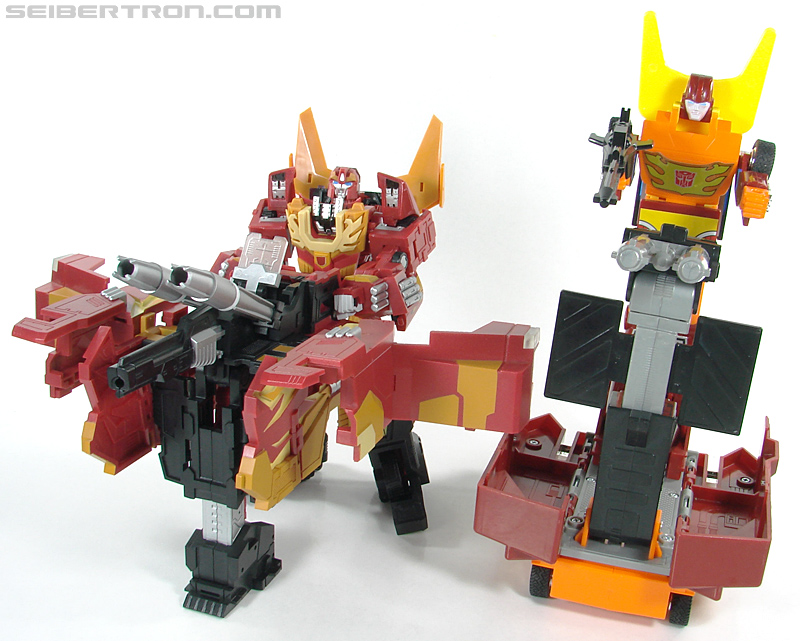 Transformers 3rd Party Products TFX-04 Protector (Rodimus Prime) (Image #292 of 430)