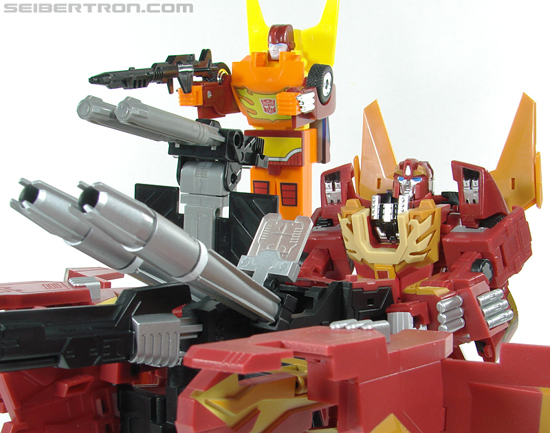Transformers 3rd Party Products TFX-04 Protector (Rodimus Prime) (Image #295 of 430)