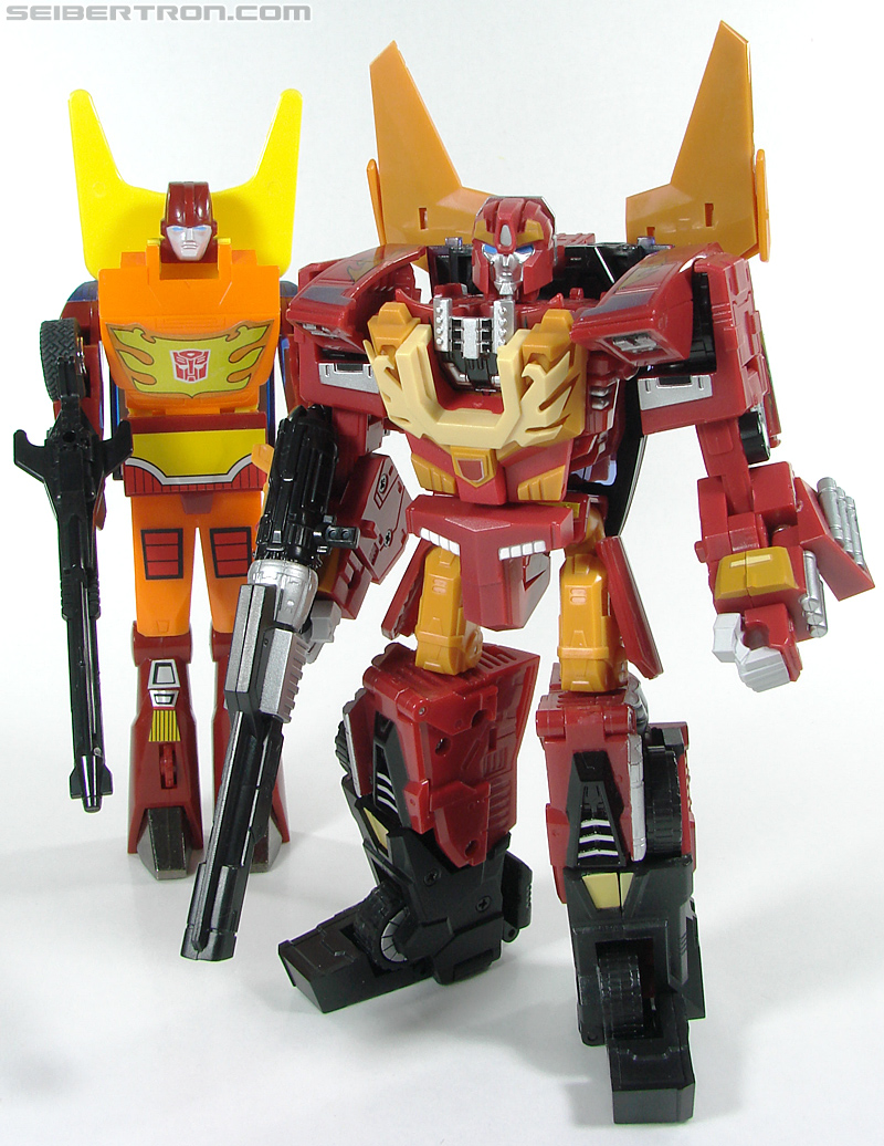 Transformers 3rd Party Products TFX-04 Protector (Rodimus Prime) (Image #302 of 430)