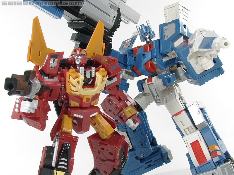 Transformers 3rd Party Products TFX-04 Protector (Rodimus Prime) (Image #311 of 430)