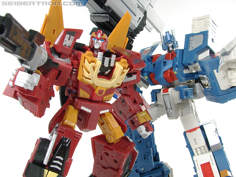 Transformers 3rd Party Products TFX-04 Protector (Rodimus Prime) (Image #313 of 430)