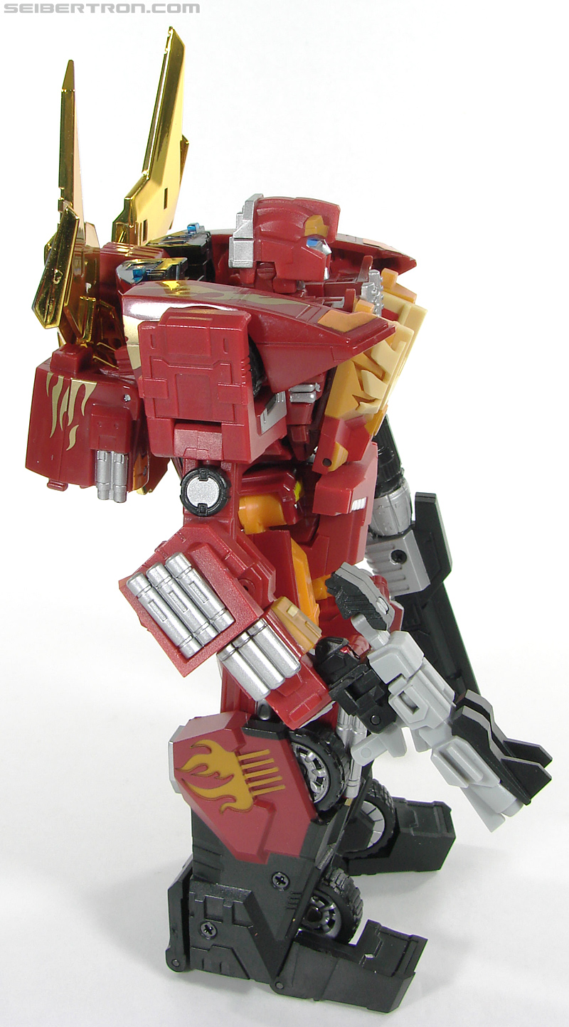 Transformers 3rd Party Products TFX-04 Protector (Rodimus Prime) (Image #329 of 430)