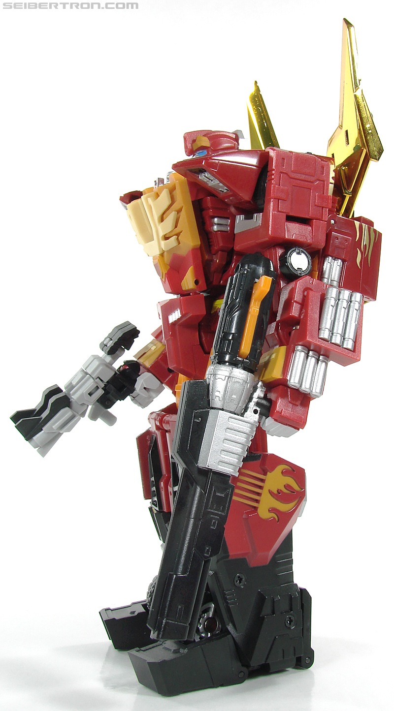 Transformers 3rd Party Products TFX-04 Protector (Rodimus Prime) (Image #333 of 430)