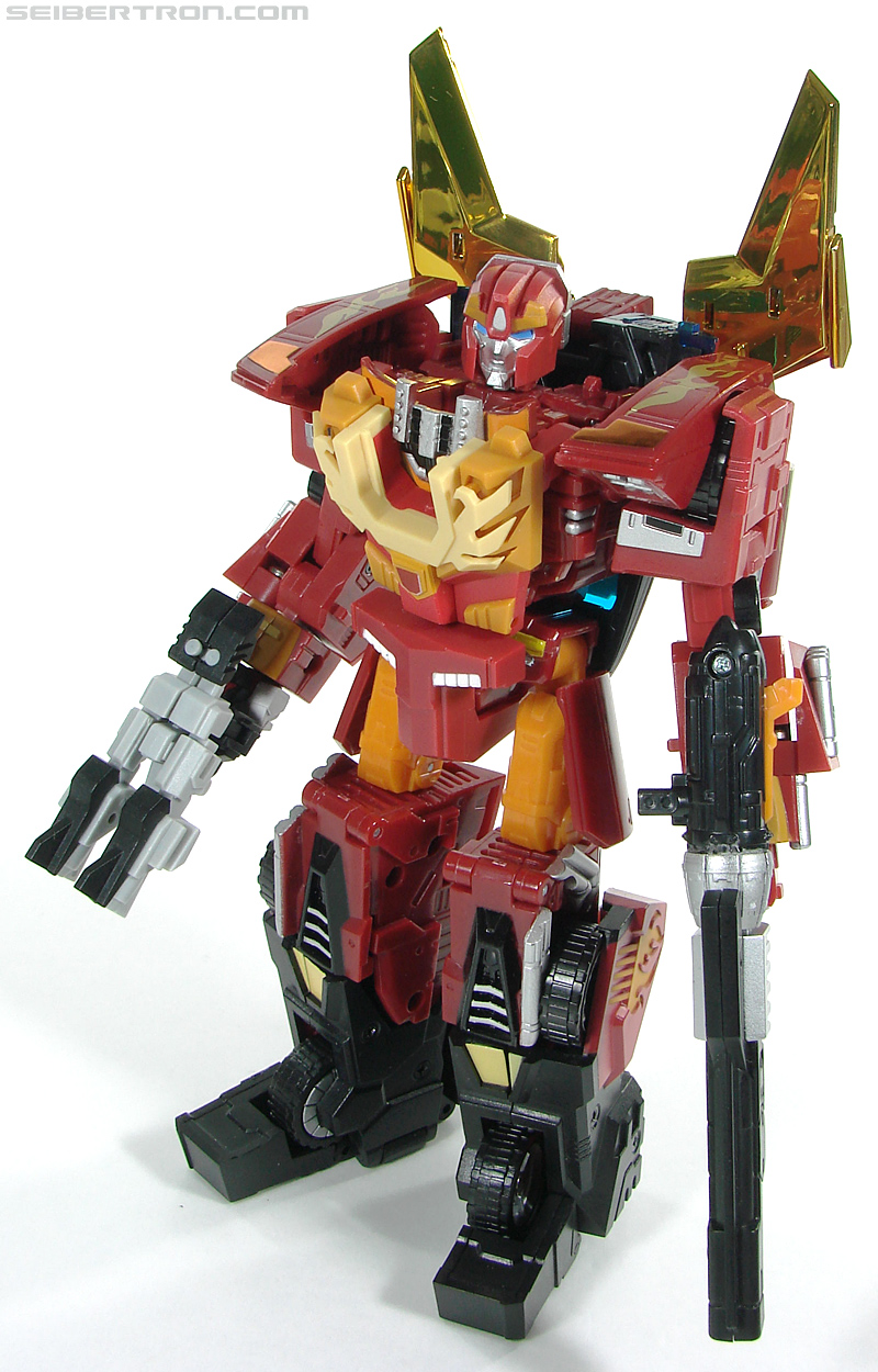 Transformers 3rd Party Products TFX-04 Protector (Rodimus Prime) (Image #335 of 430)