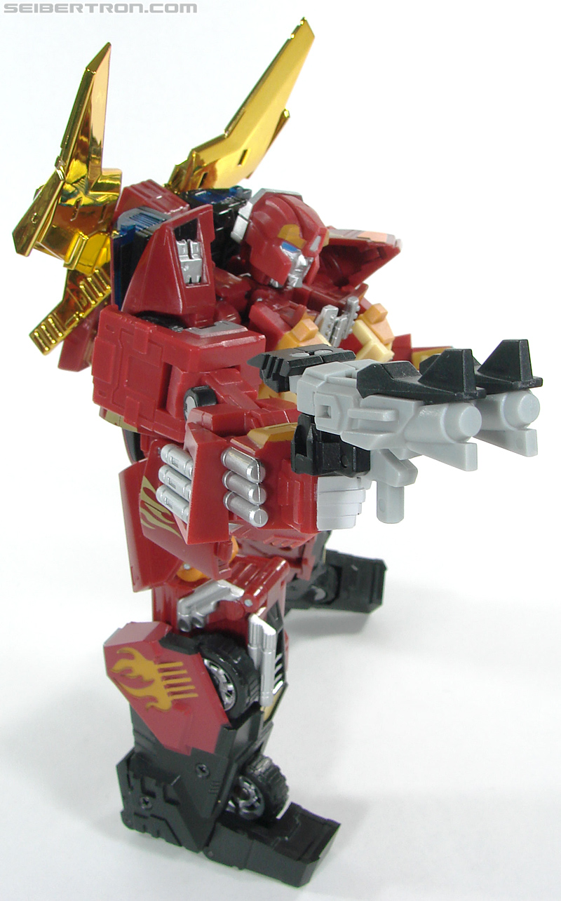 Transformers 3rd Party Products TFX-04 Protector (Rodimus Prime) (Image #354 of 430)